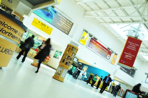 Airport Advertising in Northern Ireland: About City Airport